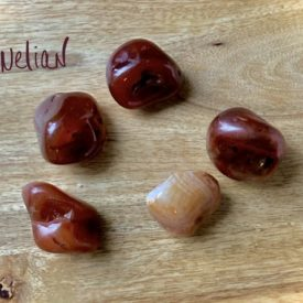 Carnelian Polished Stones