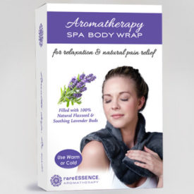 RareEssence Spa Body Wrap
