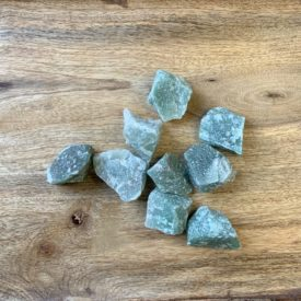 Aventurine Sm rough Cut