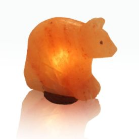 Bear Salt Lamp