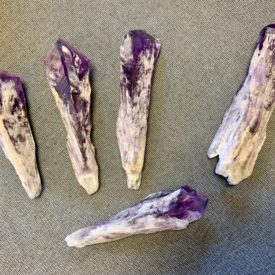 Amethyst Root Wand