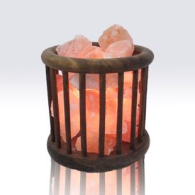 Rosewood lamp