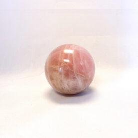 Rose Quartz Sphere – .9 kg