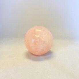 Rose Quartz Sphere – 1.2 kg