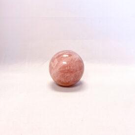 Rose Quartz Sphere – .5 kg