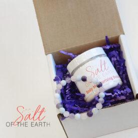 Mini Lotion and Bracelet Gift Set